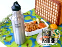 Klean Kanteen クリーンカンティーン classic stainless steel 27 oz (800 ml) ■ 19320001 ■ 71259 _ fs3gm