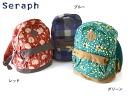 Seraph 3 색 3 무늬 가방. S466013.7004715fs3gm