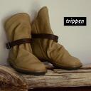 TRIPPEN BOMB leather ankle boots [22.5 cm-24.5 cm] ■ BOMB_WAB_31 ■ 8000774