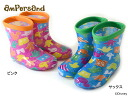 ampersand DY Mickey & Minnie pattern rain shoes ■ L164044 ■ 8000965