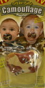 Camouflage ( skin ) pacifier ☆ ☆ Camouflage ☆ ☆ ■ 71296 _