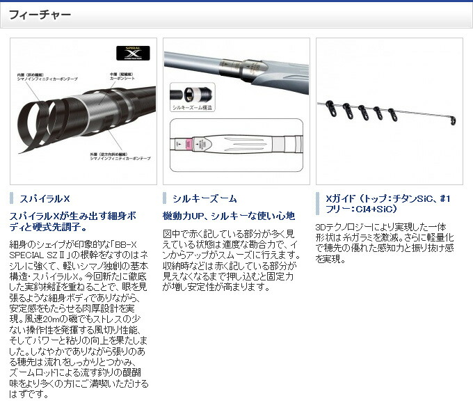 ���ޥ� BB-X ���ڥ���� SZ II(3)