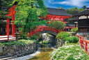 Shimogamo shrine bloom ★, jigsaw 1000 P, photo, photo, landscape, Japan Kyoto, Interior and funny. sundry