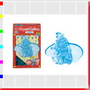 ★ クリスタルギャラリー Dumbo 3D three-dimensional transparent puzzle, brain, and interior art Disney