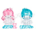 The crystal gallery little twin Stars: Hanayama