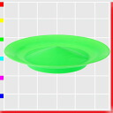 MB spinning plate, green, dish's performers, juggling, theatrical and acrobatic, 皿mawashi and secret ★