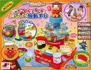 Anpanman-kaiten spinning fun times: Joy palette: sushi, sushi half-toy P06Dec14