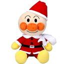 Anpanman fluffy Rin smile plush L-Santa's Christmas: Segatoys: Christmas Santa Claus