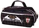 -Art supplies bags and boys-elementary school for paint set bag boys black & silver cool emblem school materials