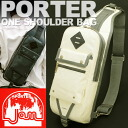 Porter One Shoulder Bag Jam 78