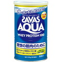 ◆ アクアホエイプロテイン Savas (SAVAS) 100 (360 g) ◆ JAN4902777498416 * 360 g today 10 times * cancel, change, return exchange non-review with a maximum 5% off coupon! fs3gm