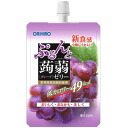◆ orihiro puru's and konnyaku jelly grape 130 g ◆ * cancellations, changes and no refunds replacement