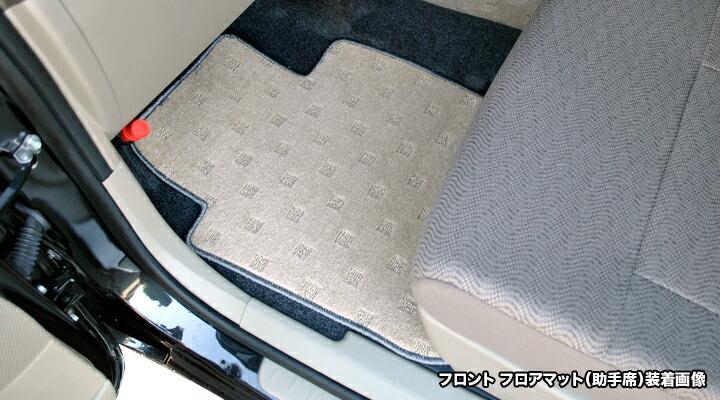 ダイハツ ウェイク WAKE フロアマット LA700S マットラボ フロアマット フロアーマット カーマット 自動車マット