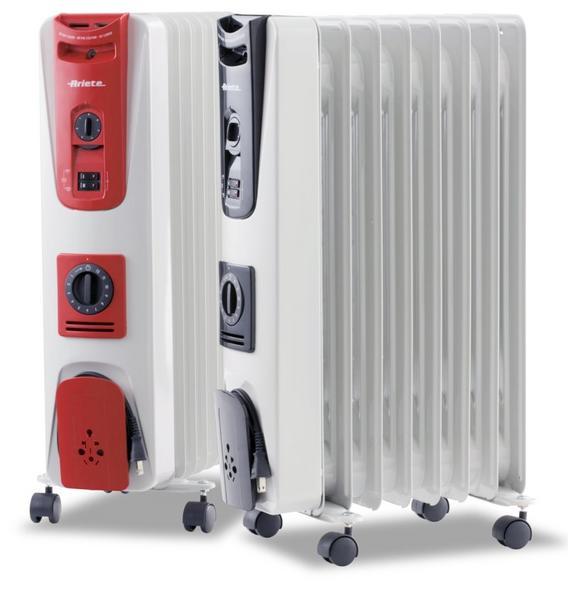 delonghi oil heater timer instructions