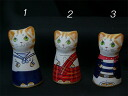 Fashion cat fancy cat sailor, Scottish lady, pirate candles blaze ornaments and gifts to