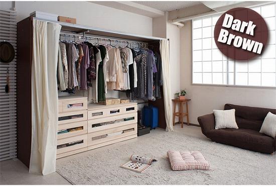 欧式壁橱衣柜设计图片
