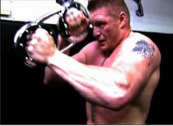 トップクラスの格闘家使用の筋トレマシン「バーンマシン スピードバッグ The Burn Machine」