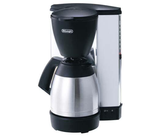 デロンギ 保温ポット付 コーヒーメーカー CM336N