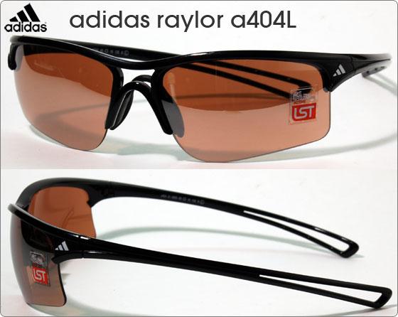 adidas スポーツサングラス raylor a404L
