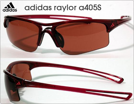 adidas スポーツサングラス raylor a405S