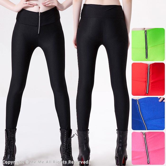 紧身裤的流行 去参加舞会穿完美项目出现