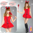 "-Little devil ""two"" headband, dress, little devil sticks shorts black spindle ♪ ミニデビル ☆ / MIME ☆ Halloween for costume more than 7,000 yen"