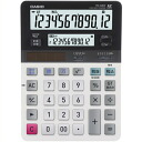 CASIO (CASIO) twin LCD calculator desk type 12 digits (main) + 12 digits (sub) DV-220W-N
