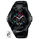 CASIO Casio Baby-G MultiColorDial( multicolored dial) model metal composite MSG-302CB-1BJF