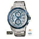 CASIO Casio OCEANUS ( Oceanus ) Manta (manta ray) Smart Access with aquamarine blue OCW-S2000P-2AJF