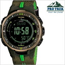 Triple sensor Ver.3 PRW-3000B-3JF mounted with CASIO Casio PROTREK( proto Lec) solar electric wave