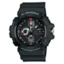 Chronograph model GAC-100-1AJF which adopted a case of the CASIO Casio G-SHOCK large size