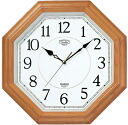It is most suitable for CASIO( Casio Computer) living! Interior wall clock IQ-123-7JF of a plain design with a feeling of warmth of the tree