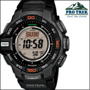 "CASIO Casio PROTREK( proto Lec) tough solar deployment & new development ""triple sensor Ver.3"" PRG-270-1JF"