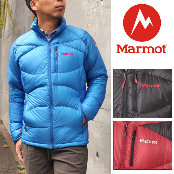 metrotrip | Rakuten Global Market: @ Marmot 1000 FILL POWER DOWN ...