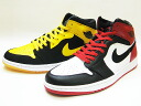 NIKE Nike AIR JORDAN 1 Air Jordan JORDAN OLD LOVE NEW LOVE BMP MULTI-COLOR/MLT-CLR-MLT-CLR beginning moments Pack 2007