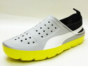 PUMA puma YUTAKA Lite Yutaka light highrise/yellow High Rise / yellow sneakers 13SS