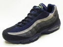 NIKE Nike AIR MAX 95 Air Max black/obsidian/dark gray black / Obsidian / dark gray sneakers EKIDEN 13FW