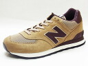 NEW BALANCE new balance ML574 VCI cinnamon cinnamon sneakers 13 FW