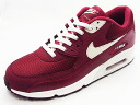 90 90 NIKE nike AIR MAX ESSENTIAL Air Max essential team red/white team red / white sneakers 14SS
