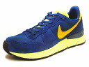 NIKE nike LUNAR INTERNATIONALIST luna internationalist blue/gold blue / gold sneakers 14SS