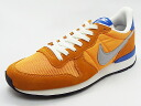 NIKE nike INTERNATIONALIST internationalist kinkan/silver kumquat / silver orange 14SS