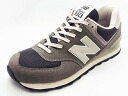 NEW BALANCE New Balance ML574 DDA dark grey dark gray sneakers 14SS
