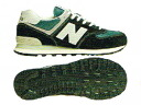 NEW BALANCE New Balance ML574 DNA navy blue navy-blue sneakers 14SS