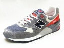 [advance reservation ]NEW BALANCE New Balance ML999 CRA cool gray cool gray sneakers 14SS]