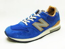 NEW BALANCE New Balance MRL996 GC classic blue classic blues knee car 14SS