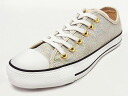 CONVERSE Converse ALL STAR all-stars SPARKLY OX spark Lee opal opal 14FW