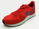 NIKE nike LUNAR INTERNATIONALIST luna internationalist red/gray red / gray sneakers 14SS