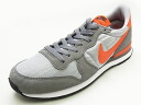 NIKE nike INTERNATIONALIST internationalist grey/orange gray / orange sneakers 14SS