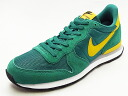 NIKE nike INTERNATIONALIST internationalist green/gold green / gold sneakers 14SS