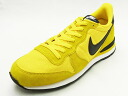 NIKE nike INTERNATIONALIST internationalist yellow/black/gold yellow / black / gold sneakers 14SS